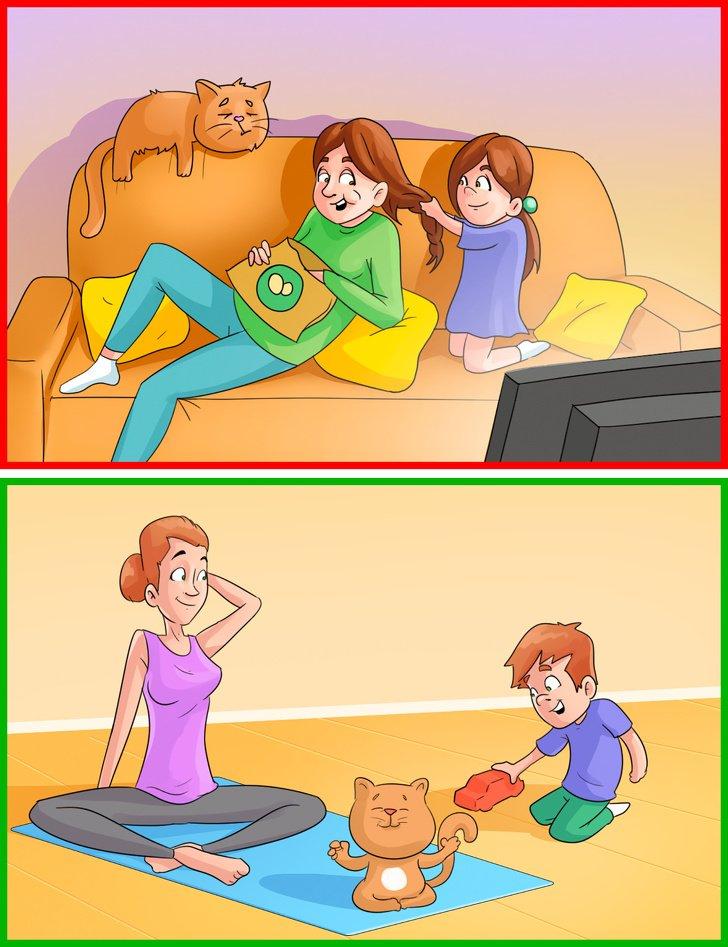 9Errores delos padres que pueden arruinar elfuturo desus hijos