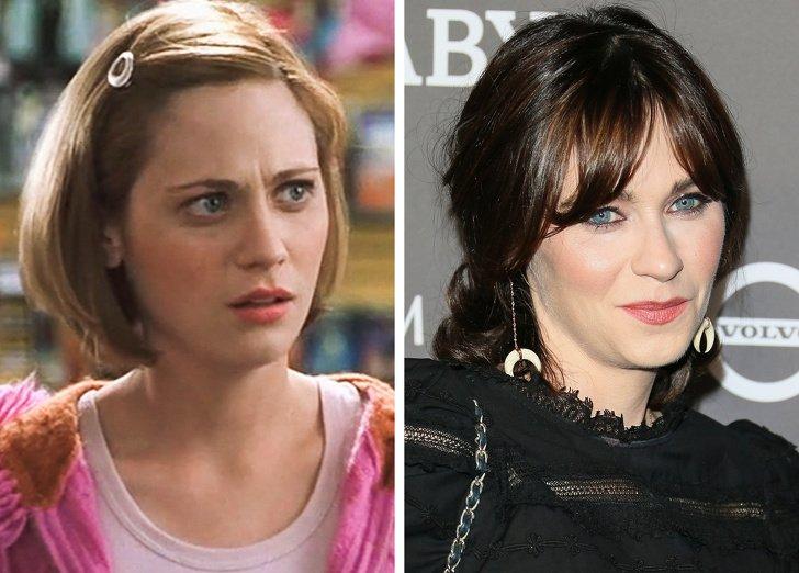 Cómo cambiaron 23 personajes de las comedias que veíamos en los años 2000