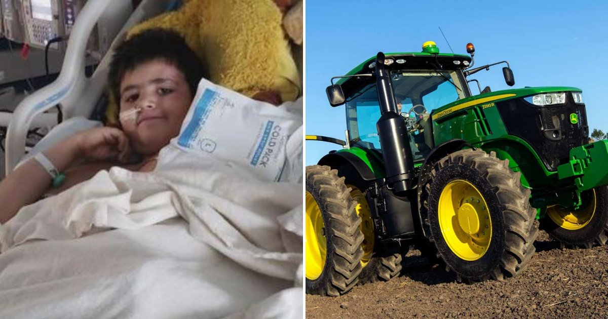 alex5.png?resize=412,232 - 9-Year-Old Boy Miraculously Survived After Being Run Over By A Tractor