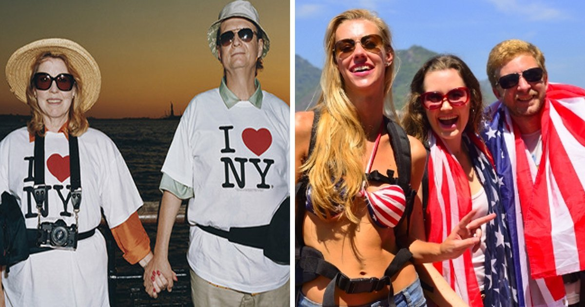 american tourist.jpg?resize=412,275 - 15+ Humorous Characteristics That Most American Tourist Have