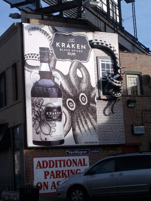 publicidad de kraken