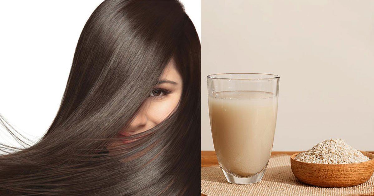 benefits of rice water for healthier and damaged free hair.jpg?resize=412,232 - You Can Use Rice Water To Get A Healthier And Damaged-Free Hair