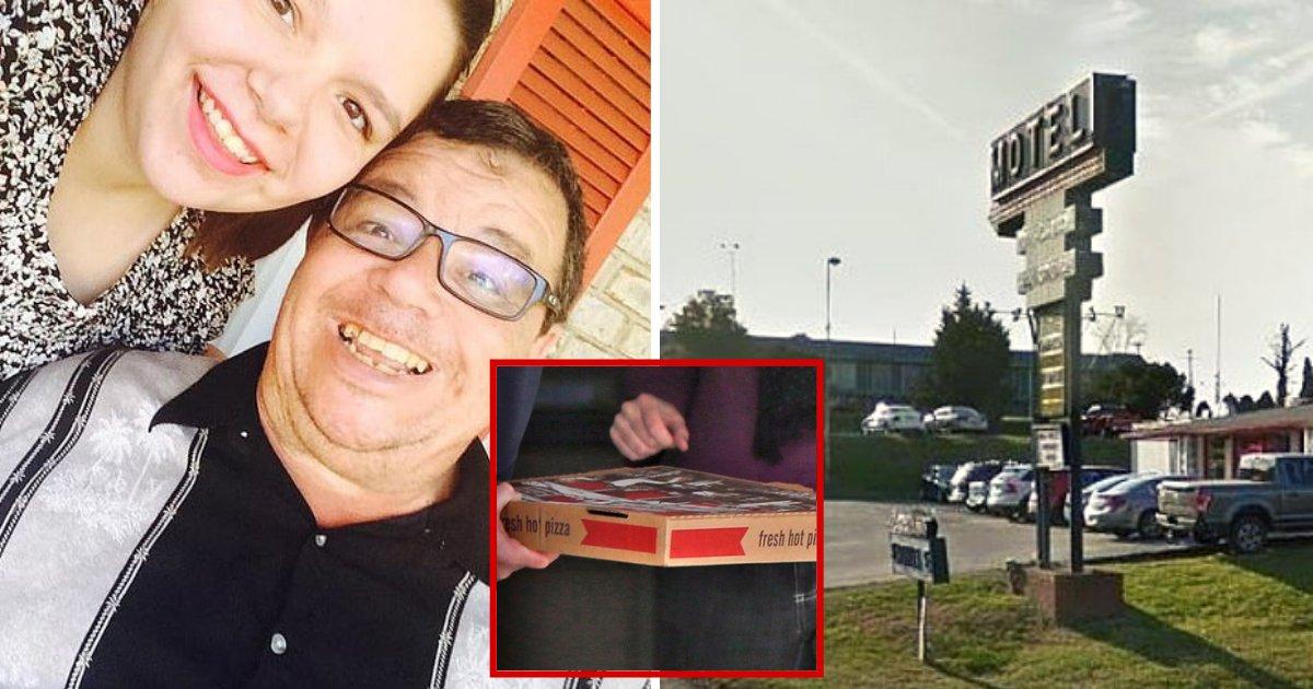 buede2.png?resize=300,169 - Un livreur de pizzas sauve deux jeunes filles après les avoir vues dans une chambre d'hôtel avec le père qui allait abuser d'elles