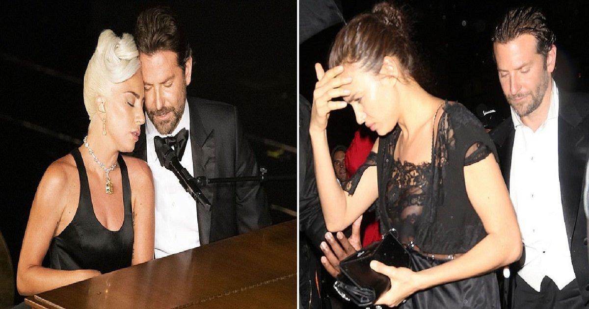 c3 3.jpg?resize=574,582 - Les fans se déchaînent sur Twitter à propos de Bradley Cooper et Lady Gaga