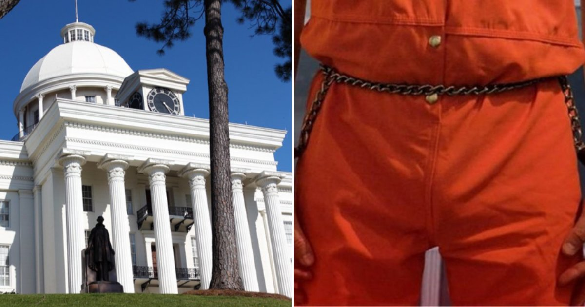 castration3.png?resize=412,232 - Alabama Lawmakers Passed The Bill To Chemically Castrate Convicted Child Attackers