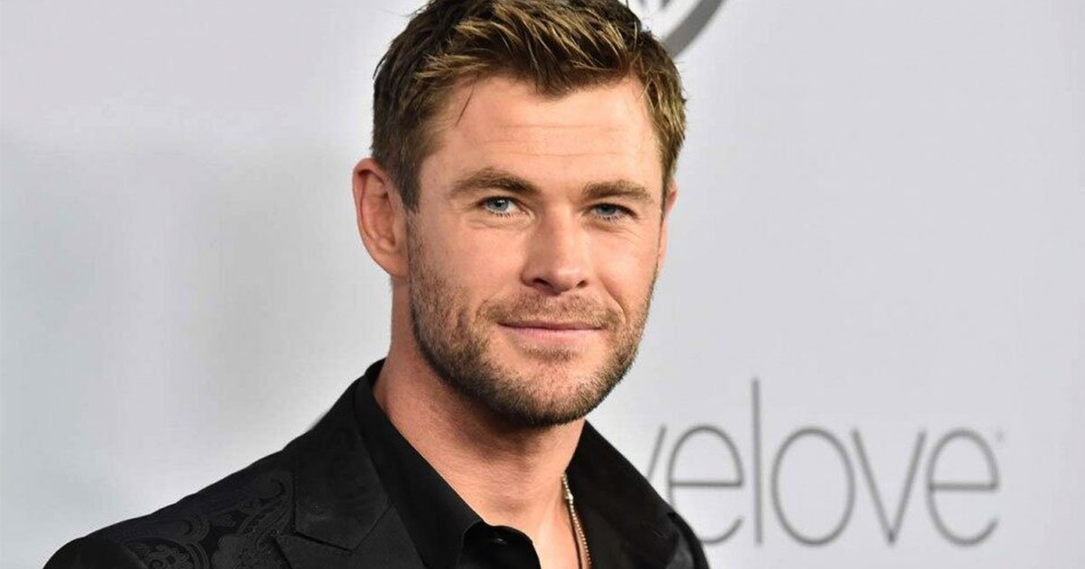 chris hemsworth to get a star on the hollywood walk of fame.jpg?resize=412,232 - Chris Hemsworth To Get A Star On The Hollywood Walk Of Fame