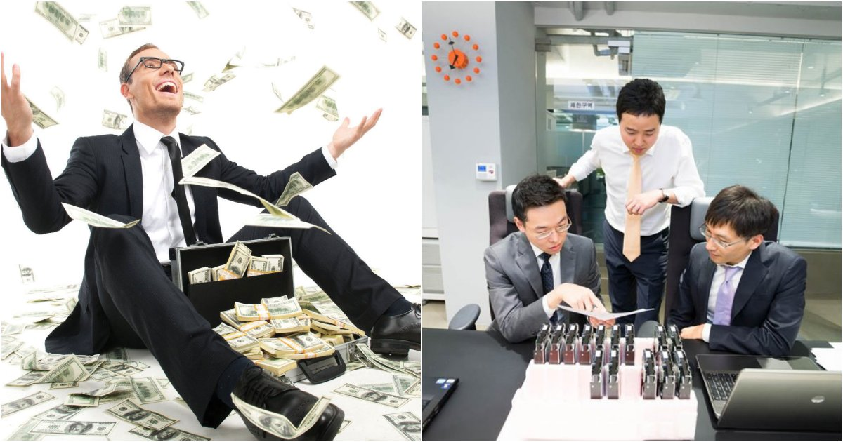 collage 26.png?resize=300,169 - '억대 연봉? 나한테는 껌이지~' 회사에서 '매년 연봉30억씩' 받아가는 그의 비결