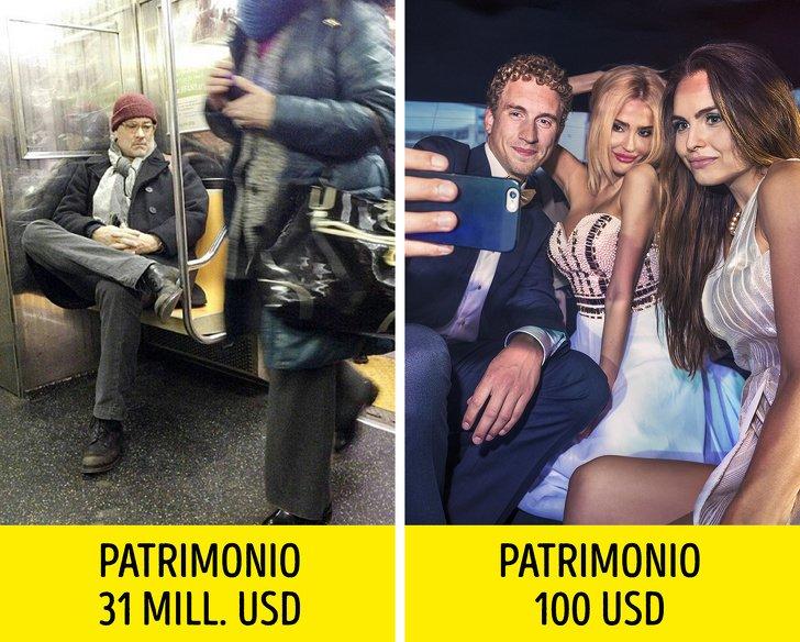 13Cosas que los ricos nosuelen comprar ylos pobres tramitan préstamos para conseguirlas