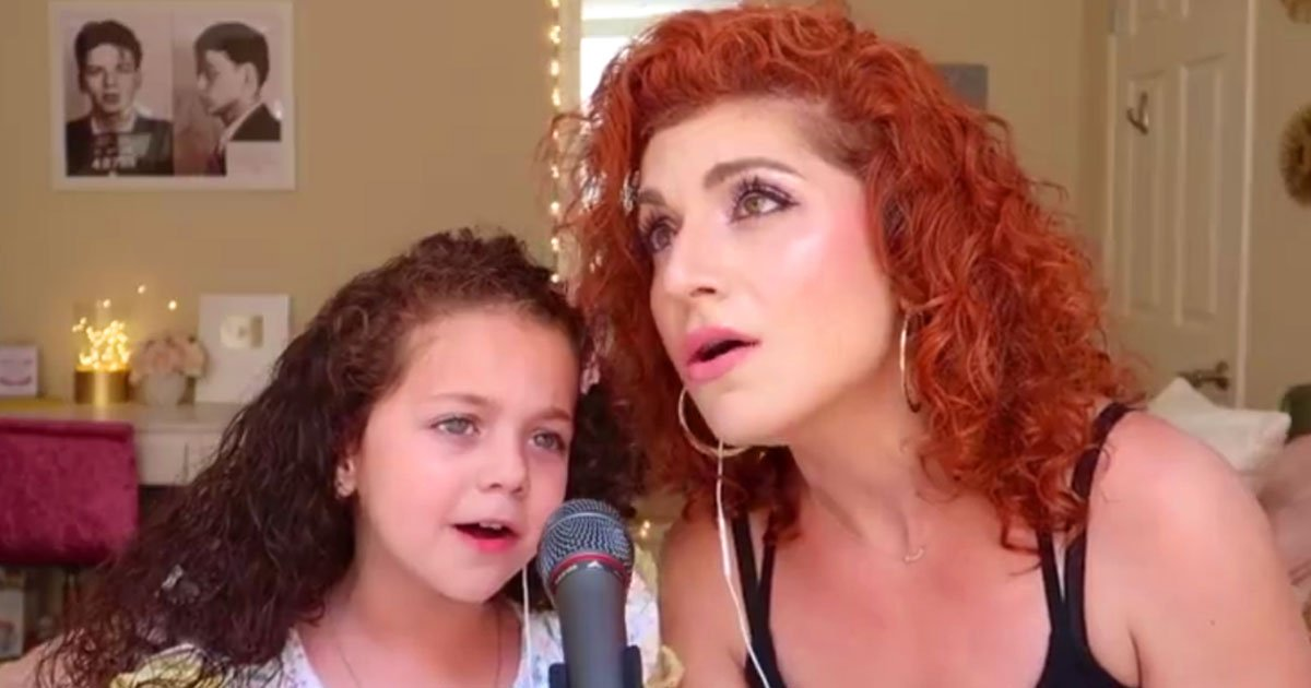 cover.jpg?resize=412,232 - Mother And Daughter Sang A Cover Of 'Shallow' From A 'Star Is Born' That Won The Internet