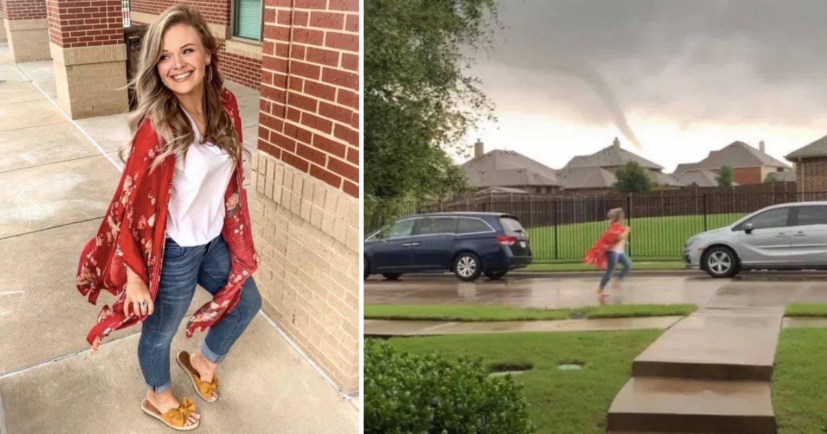 d2 3.png?resize=1200,630 - Cette professeure a bravé la tempête pour sauver les parents d'une tornade