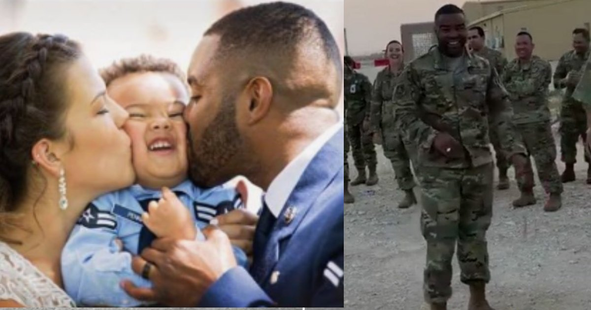 d4.png?resize=1200,630 - The Deployed Airman's Unit Helps His Wife in Surprising Him With a Gender Reveal