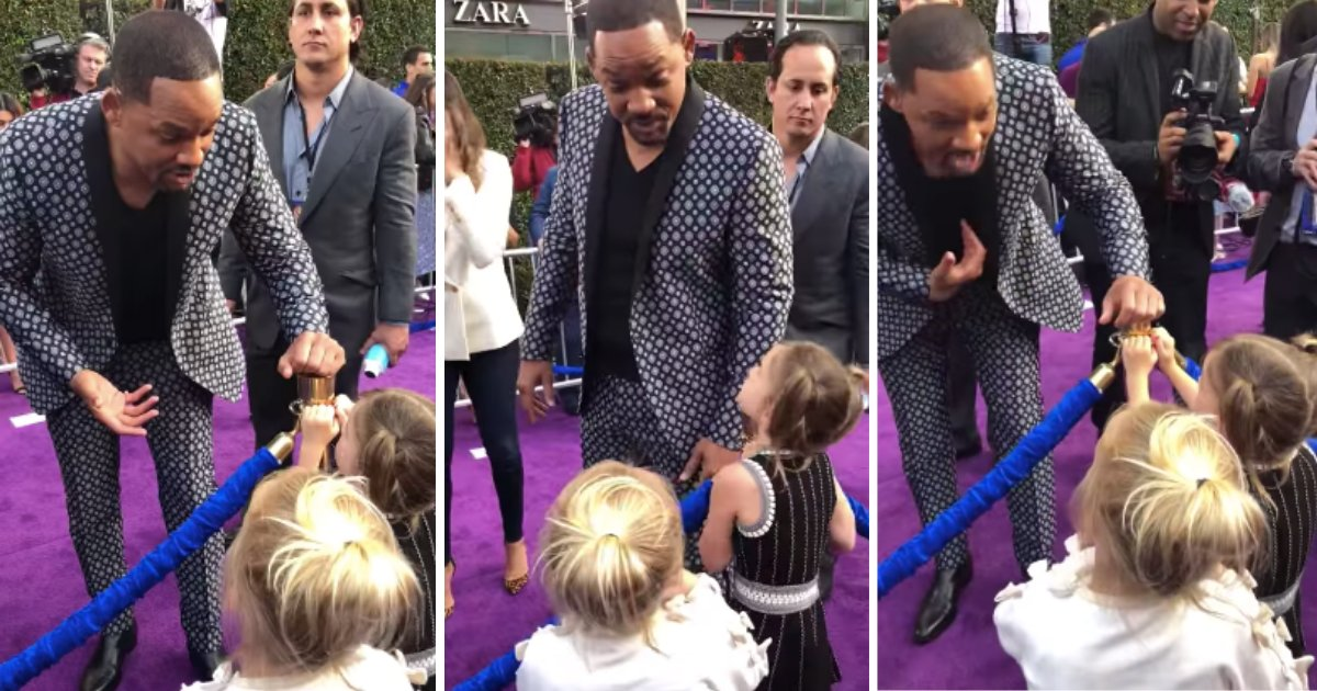 d5.png?resize=412,232 - When The Little Girls Asked Will Smith About His Genie Magic, His Response is Just Heartwarming