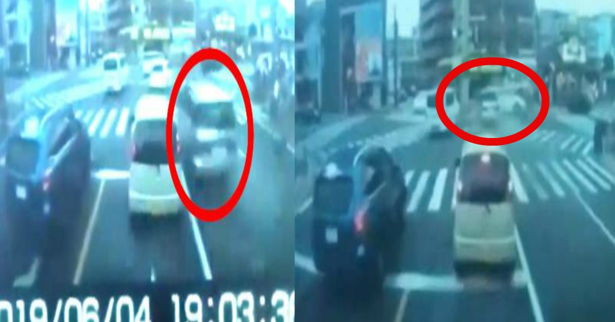 dora.jpg?resize=1200,630 - 【福岡】81歳の暴走追突事故のドラレコ動画が公開され、ネットでは「早送りにしか見えない」…