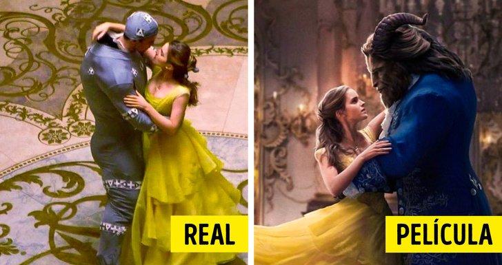 20Tomas fotográficas excepcionales que muestran cómo los efectos especiales transforman nuestras películas favoritas por completo