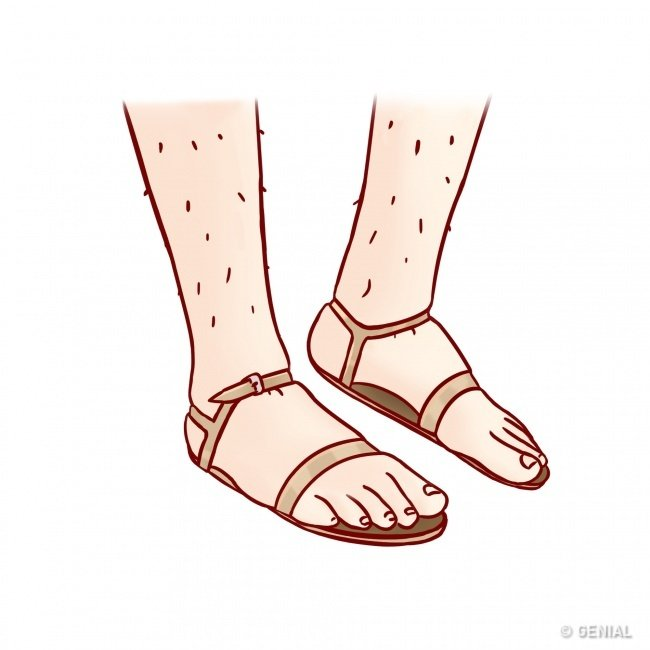 10Errores que cometemos alahora deelegir calzado deverano