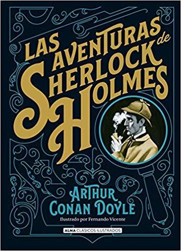 Resultado de imagen de Las aventuras deSherlock Holmes, deArthur Conan Doyle