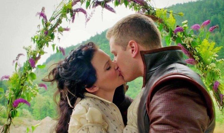 14 Famosos cuya historia de amor pasó de la ficción a la vida real