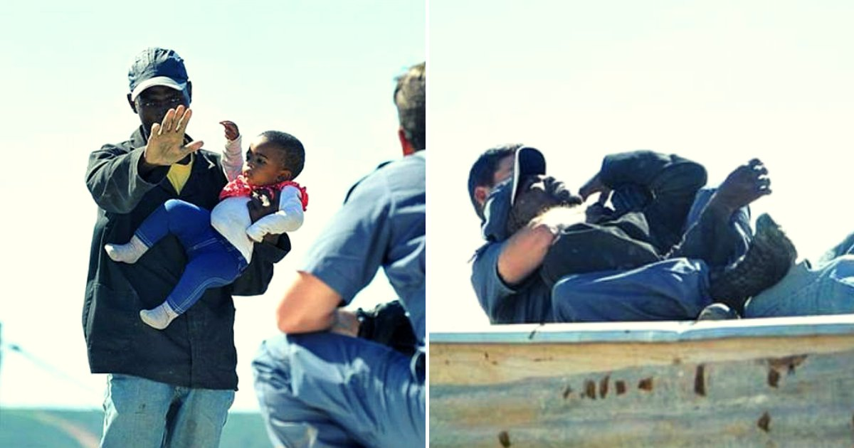 father.png?resize=1200,630 - 38-Year-Old Father Who Threw His Child From A Roof During Protest Somehow AVOIDS Jail Time