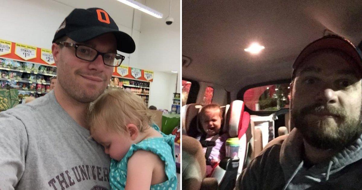 father4.png?resize=300,169 - Un père de trois enfants a écrit un message aux personnes qui n'ont pas encore d'enfants et il est rapidement devenu viral