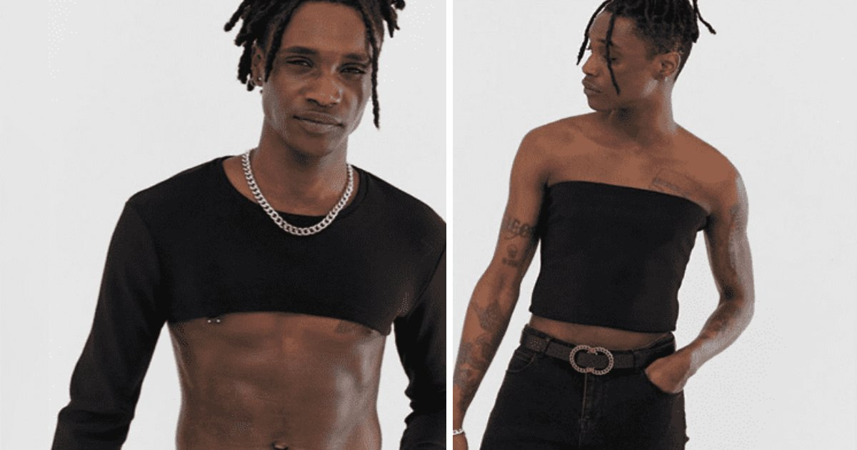 featured image 13.png?resize=1200,630 - Crop Tops And Tube Tops For Men – And The Internet Wasn't Sure How To Feel About It