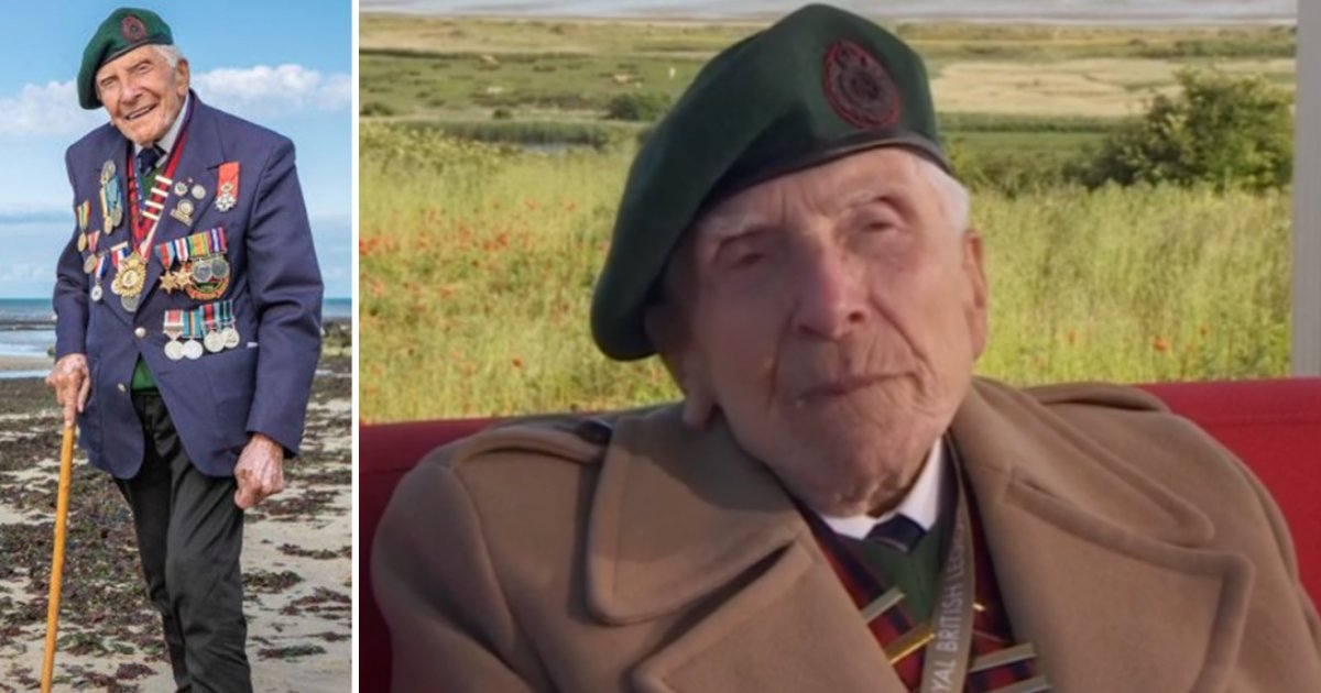 featured image 19.png?resize=412,232 - Heroic D-Day Veteran Said His Generation 'Saved The World' In An Emotional Interview