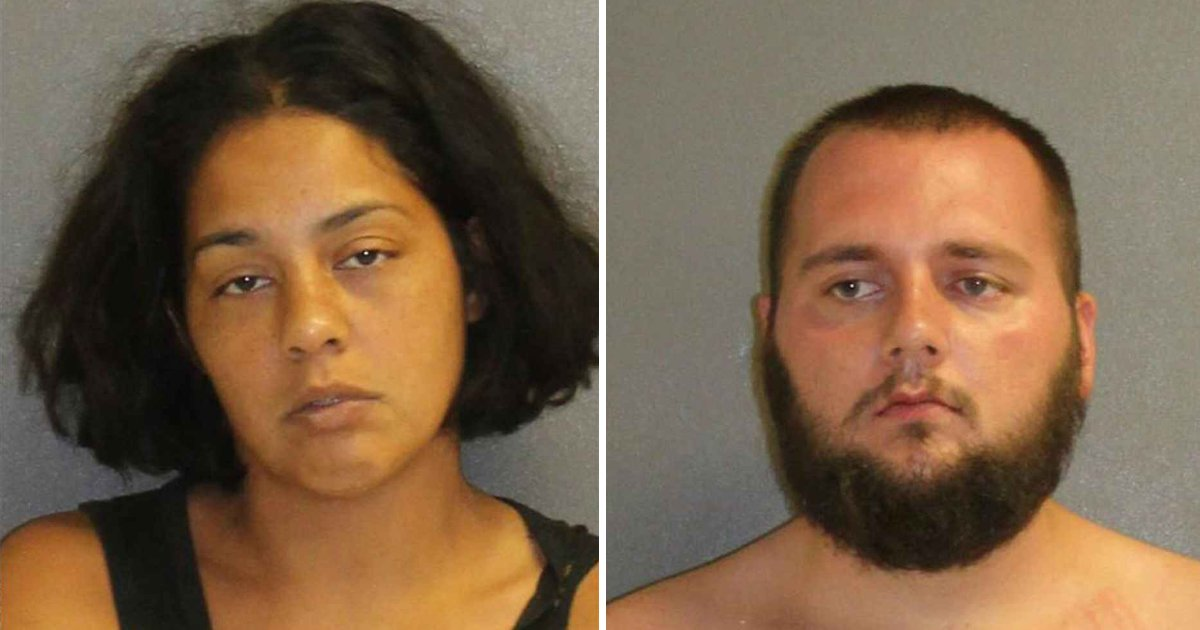 featured image 71.png?resize=412,232 - Parents Arrested After A Toddler 'Covered In Bug Bites' Was Found Along A Busy Highway In Florida