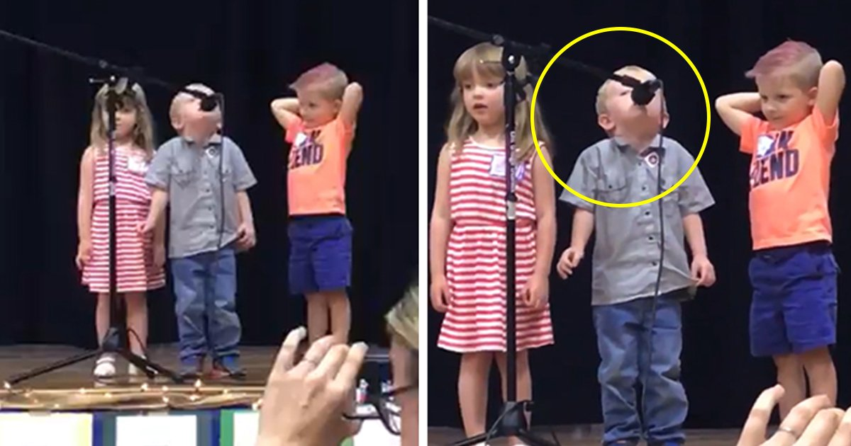 fff.jpg?resize=1200,630 - This Confident Kid Performing 'The Imperial March' Of 'Star Wars' In A Trio Will Make Your Day