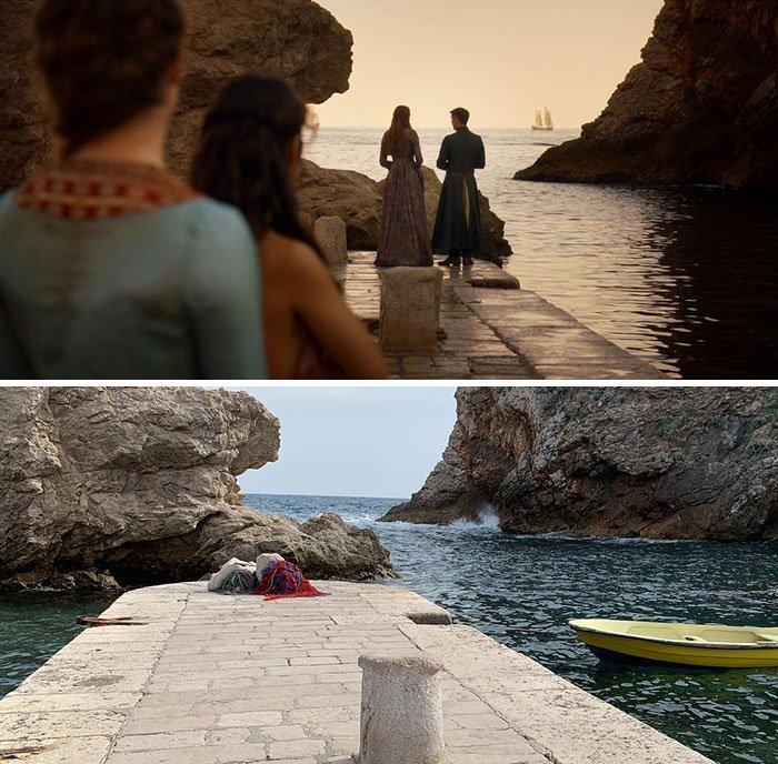 Dubrovnik, Croatia - King