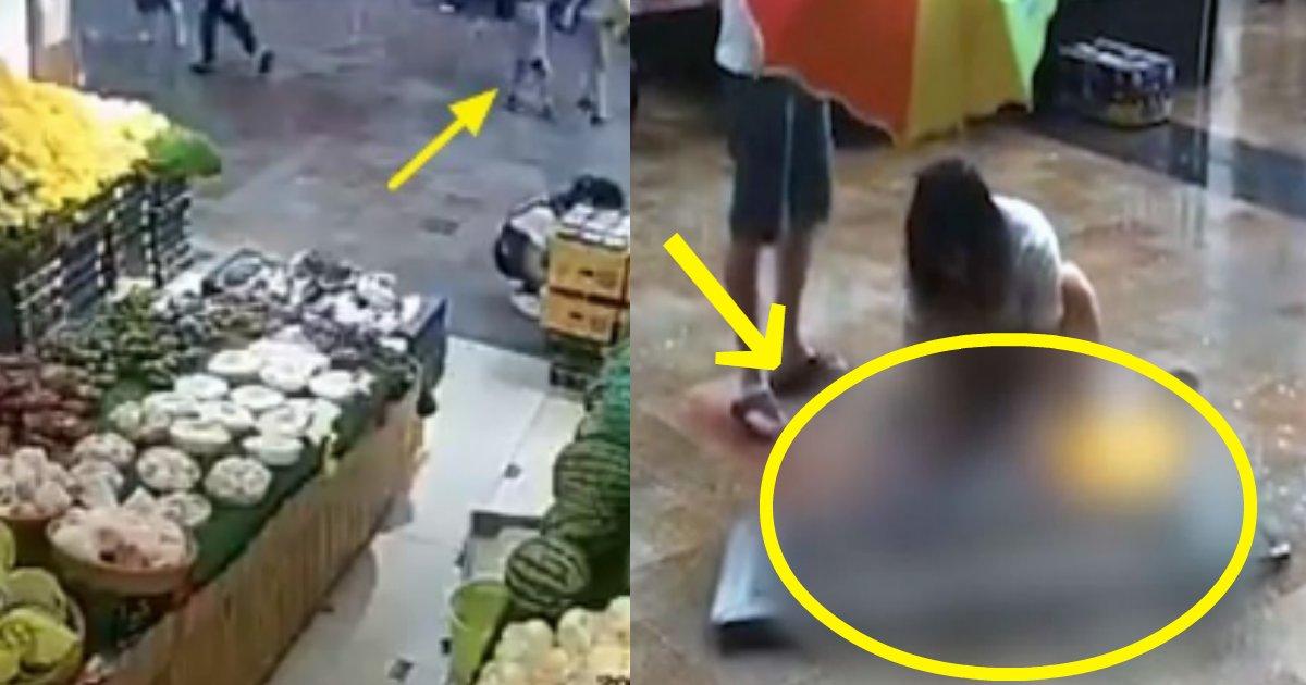 garasu.png?resize=1200,630 - 母親と幼稚園に行く途中に上から落ちてきたガラスに直撃し命を落とした6歳の少年