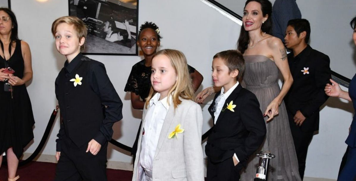 gender bending.jpeg?resize=300,169 - 20 Pictures Of Celebrity Children Wearing Gender Bending Outfits