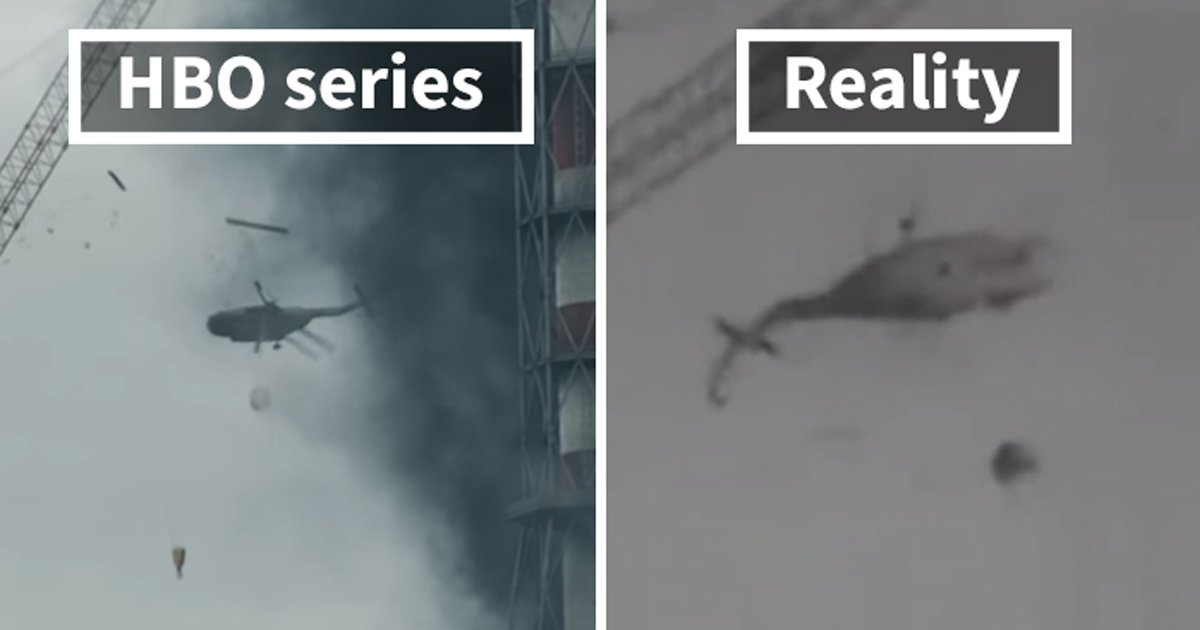 ggg 1.jpg?resize=412,275 - An Artist Made A Fantastic Comparison Of The Real Chernobyl VS The HBO Series And The Work On Details By The Directors Will Leave You Speechless