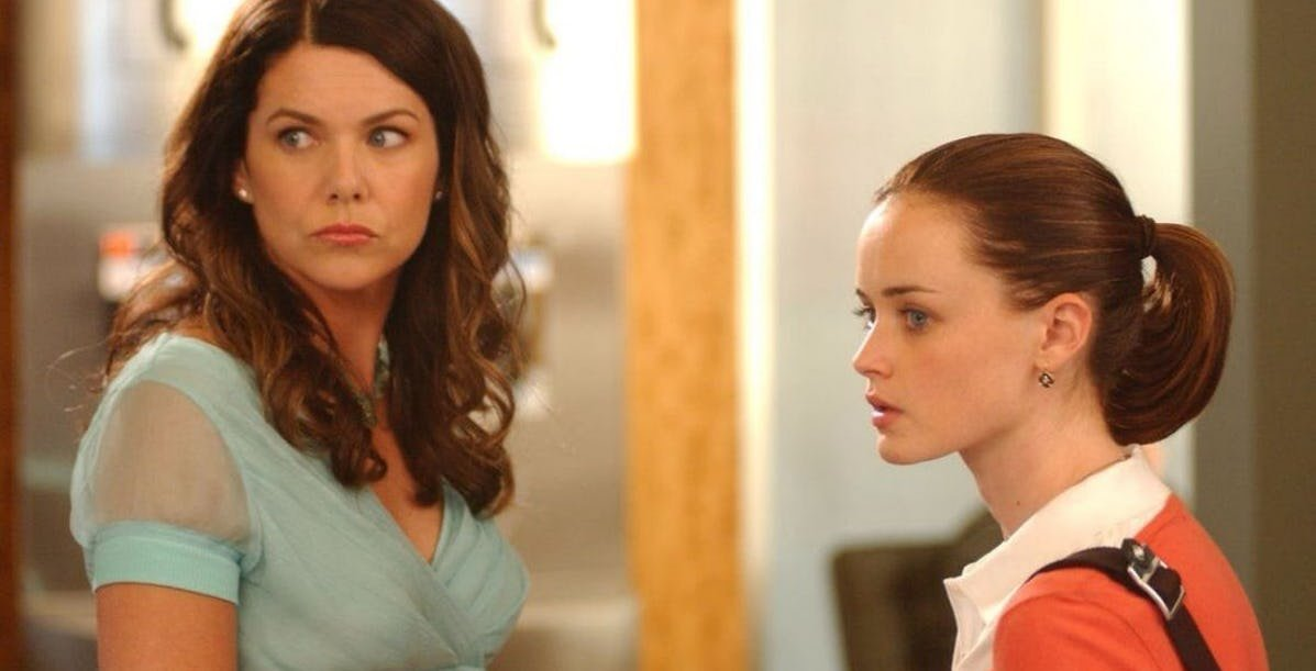 gilmore girls.jpeg?resize=412,275 - 20 Very Wrong Things Lorelai Did On 'Gilmore Girls'