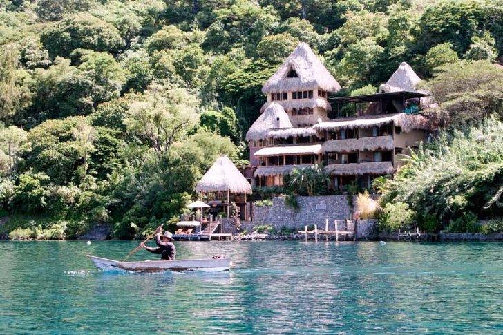 10Hoteles ecológicos que están revolucionando laforma dehacer turismo