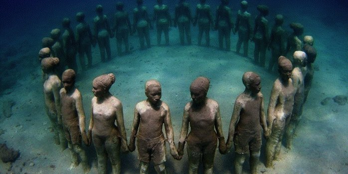 jason decaires taylor vicissitudes e1561214993557.png?resize=1200,630 - 45 Breath Taking Sculptures And Statues From Around The World