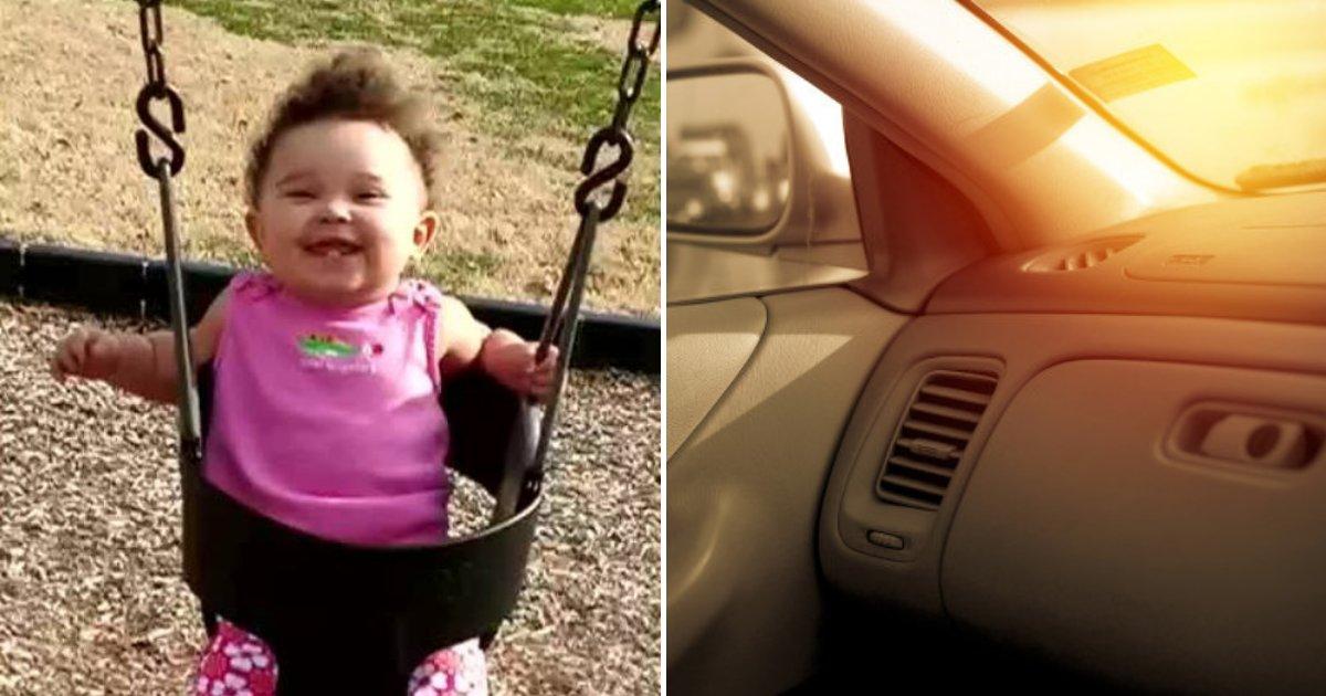 joseline3.png?resize=412,232 - Une petite fille retrouvée sans vie après que ses parents l'aient «accidentellement laissée» pendant 16 heures dans une voiture en plein soleil