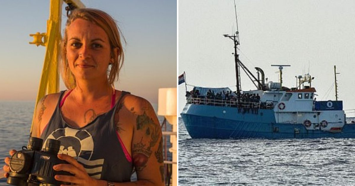klemp2.png?resize=300,169 - Female Boat Captain Faced Up To 20 Years In Jail For Rescuing More Than 1,000 Migrants