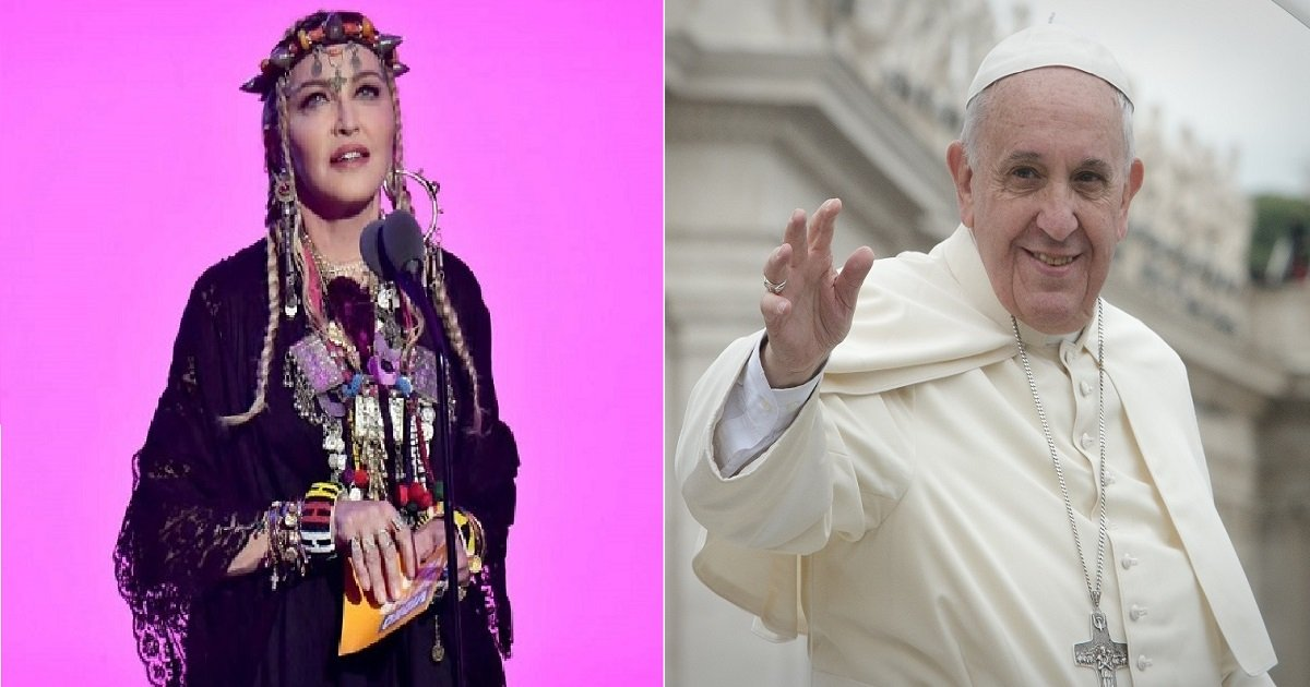m3 2.jpg?resize=412,275 - Madonna Wanted To Meet With The Pope To Convince Him That Jesus Would Have Supported Abortion