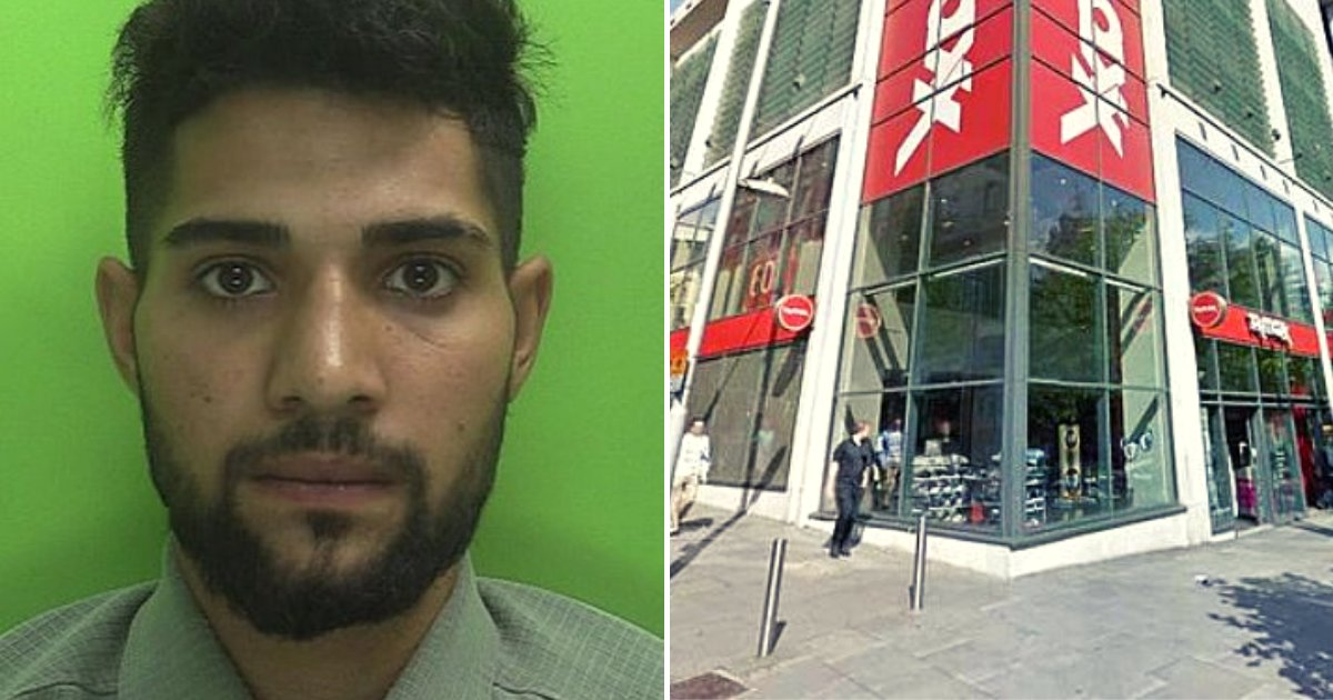migrant.png?resize=412,232 - 20-Year-Old Migrant Was Caught Shoplifting And Claimed He Was Offered A Job To Steal From Stores