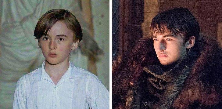 """Mira cómo se veían los actores de """"Juego de tronos"""" en sus primeros y últimos papeles (Lena Headey simplemente asombra)"""