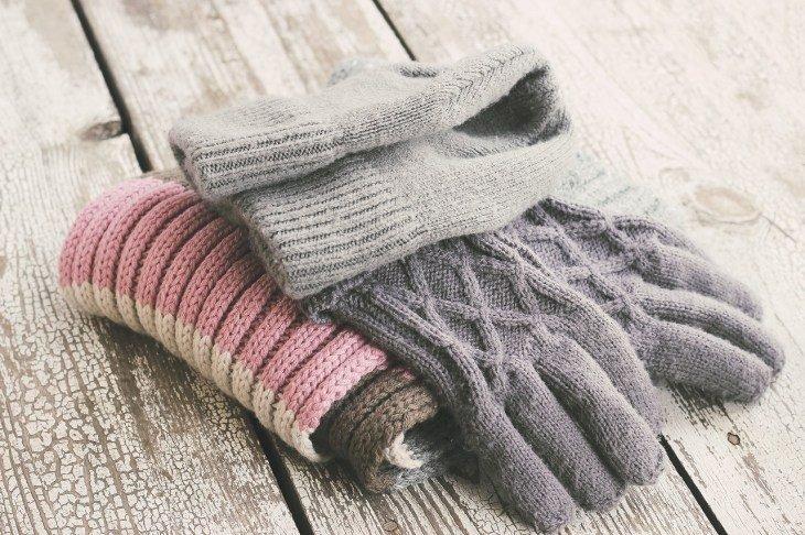 ropa calentita