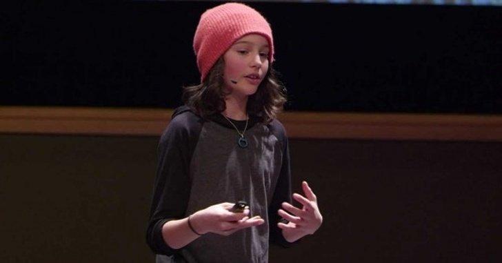 Un niño de 13 años contó en una charla TED lo que los adolescentes necesitan, y obtuvo más de 10 millones de visitas