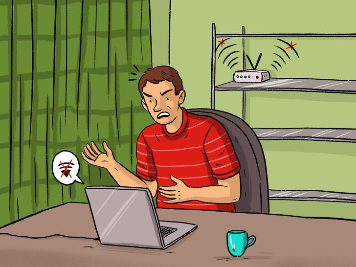 8 Objetos que tienes en casa y que hacen que tu wifi funcione mal