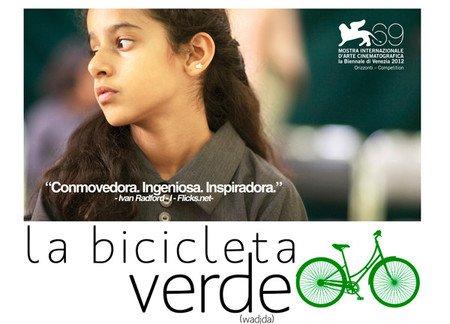 Resultado de imagen de La bicicleta verde