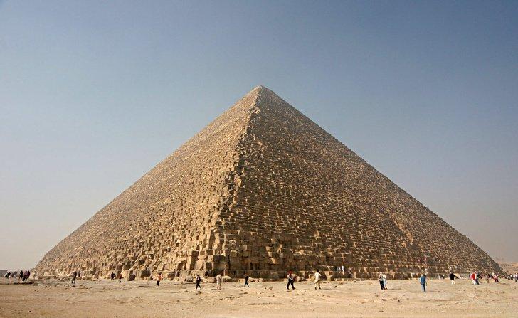 Cómo se veían en realidad las 7 maravillas del Mundo Antiguo, las cuales ya nunca veremos en su aspecto original