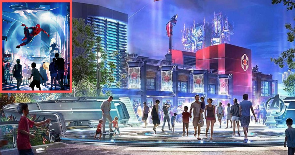 s1 10.png?resize=412,232 - Disney Is All Set to Open Marvel Land In California
