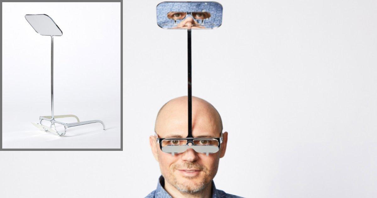 s1 5.png?resize=300,169 - Un inventeur crée des lunettes périscope pour les personnes de petite taille