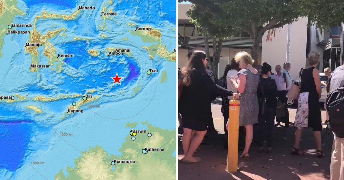 s2 17.png?resize=1200,630 - Un violent tremblement de terre a frappé la côte nord de l'Australie et déclenché une évacuation