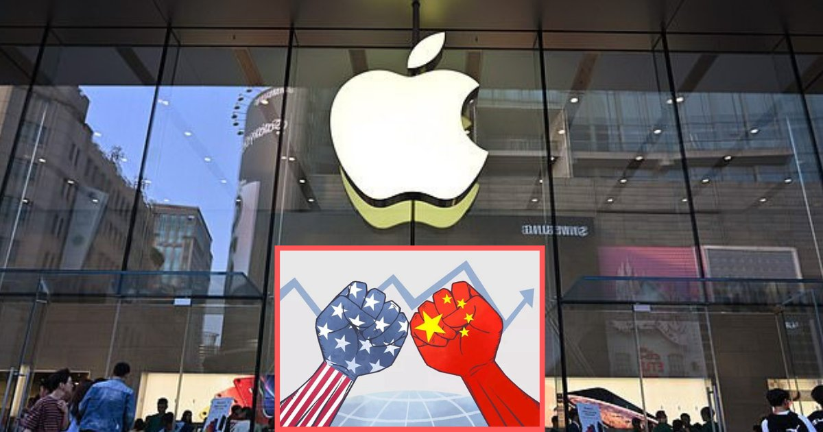 s2 2.png?resize=1200,630 - Analyst Said the Ban of Selling iPhones in China Can Cause Major Losses For Apple