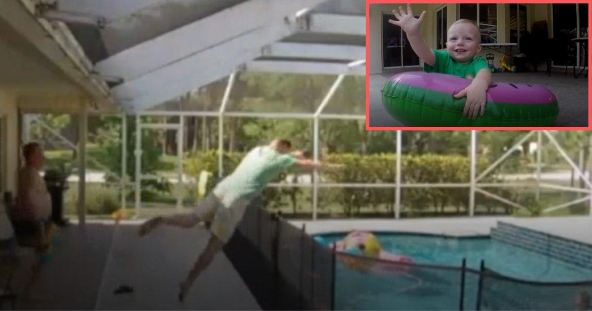 s6.png?resize=1200,630 - Un père fait un saut incroyable dans la piscine pour sauver son fils qui se noie