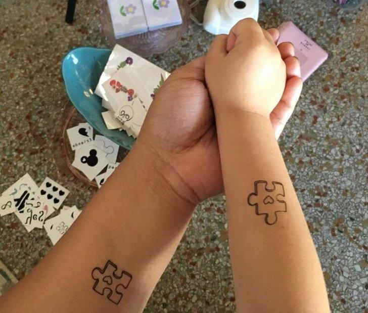 11 Tatuajes que simbolizan la unión y el amor familiar